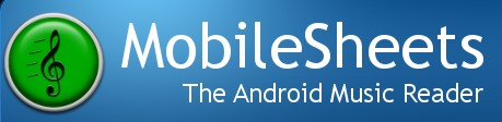 Mobile-Sheets-App
