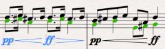 Muziek opmaken voor de iPad, fluitje van een cent?